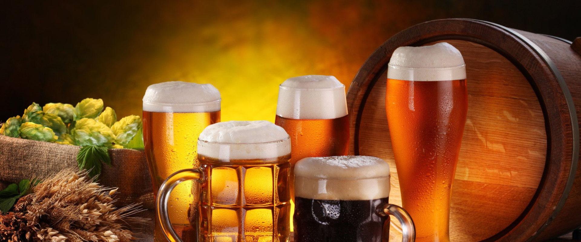 Как сварить пиво из солода и хмеля в 87